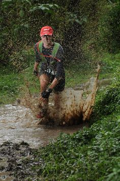 Ultraspire NZ Our packs are tested in the extreme, even trail racing NZ style. Here's Anna at the recent Xterra putting the Alpha through it's paces.