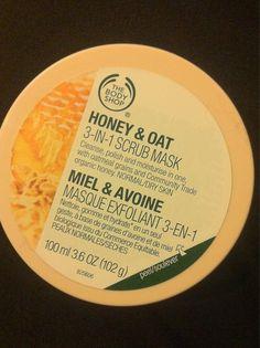 Twitter / FaryalxMakhdoom: Honey & Oat scrub mask time ...