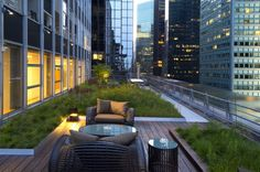 Midtown Sky Garden - HMWhite