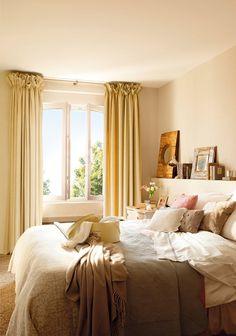 Saca partido al dormitorio · ElMueble.com · Dormitorios