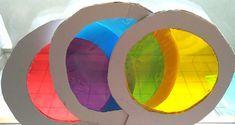 Fall craft ideas for preschool kids Projects For Kids, Crafts For Kids, Reggio Children, Arte Elemental, E Craft, Preschool Colors, Pin Art, Art Plastique, Art Activities
