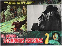 El Latico vs the Murderous Mummies