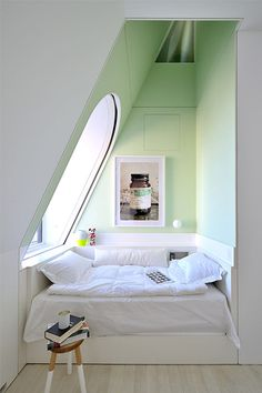 5 beautiful, small-space reading nooks you'll want to copy ASAP