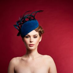 Hand Crafted Wedding Hats | Rosie Olivia Millinery