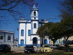 Paraibuna, São Paulo, Brasil -  Igreja Nossa Senhora do Rosário