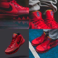"Nike Kyrie 1 ""Deceived Red"""