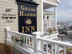 Grand Harbor Inn in Camden, ME