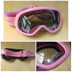 For sale hello kitty pink goggles cor ski 900php  #hellokitty #hellokittygoggle #sanrio #sanriohellykitty #pink #goggles #toysrhere by toysrhere