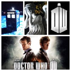 Doctor who collage from PicStitch