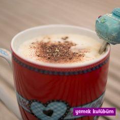 TARİF : Salep   #salep #sıcak #kış #kışmevsimi #winter #cold #sıcakiçecek #drink #Turkishdrink #tarçın #esmerşeker #brownsugar #hotdrink