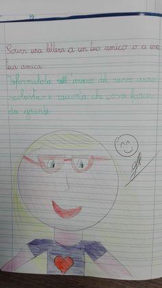 Classe Terza-Italiano-la Lettera- Settembre - Maestra Anita Bullet Journal, 3, Alphabet, Daily Journal