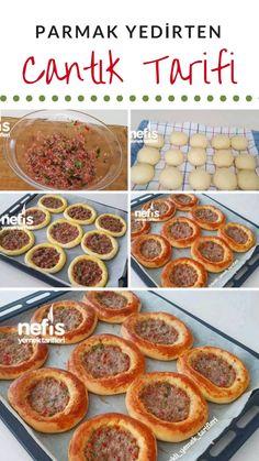 Greek Cooking, Cooking Time, Appetizer Recipes, Snack Recipes, Snacks, Turkish Recipes, Italian Recipes, Turkish Sweets, Turkish Kitchen