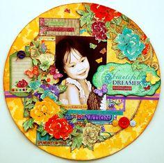 Scrapperlicious: Beautiful Dreamer