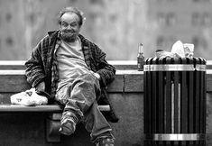 Homeless(?).