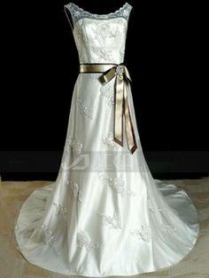 Vestido de novia de encaje vintage inspirado para por JecaBridal
