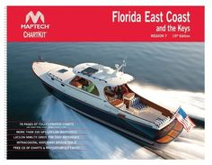 """Maptech ChartKit® Book w/Companion CD - Florida East Coast & The Keys by MAPTECH PAPER CHARTS. $116.95. CHARTKIT® Bookw/ Companion CDFlorida East Coast and the KeysSt. Mary's Entrance to Dry Tortugas inside and outside including St. Johns River St. Lucie River and Lake Okeechobee. Full-color charts waypoints courses and distances chart datums for GPS Yeoman points and aerial photos. 22 X 17"""" 78 chart pages.Product OverviewUsed by generations of boaters ChartKits are full-color..."""