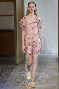 #Blumarine  #fashion   #Koshchenets   Blumarine Spring 2017 Ready-to-Wear Collection Photos - Vogue