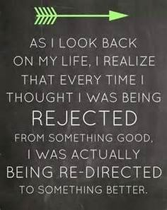 Fighting discouragement from rejection. #growth #inspiration