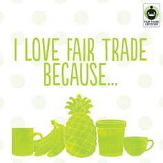 Why do you choose #FairTrade? Leave a comment and let us know – we can't wait to hear your responses! #ImprovingLives #WomensEmpowerment #Environment #Sustainability #Education #PovertyAlleviation
