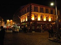 Farringtons ... Temple Bar ... Dublin