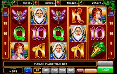 Book of Magic is a video slot, presented by EGT, has 5 reels, 20 pay lines and opportunity to win 10000 jackpot! Also, you will find here  scatter symbols (mysterious balls), wild symbols (magic book), multiplayer and 15 free spins!