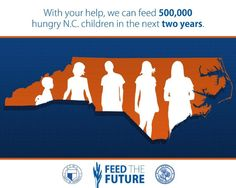 "GFWC-NC President and Junior Director's Special Project ""Feed the Future"""