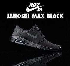 Nike SB Janoski Max. Nike Sb JanoskiSkate ShoesCommercialKicks