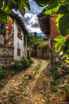 Cumalıkızık Village, Bursa Province, Turkey