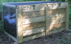 How to Build a Compost Bin - A wooden bin produces compost quickly and can be built to contain multiple bins to facilitate making more compost. There are tons of plans on the internet. Advantages: Attractive, can be built specifically for your needs, adjusted to your budget, fun – if you enjoy wood working. Disadvantages: Heavy, can be pricey, not the best solution for the non-do it yourselfer.