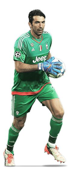 Gianluigi Buffon test
