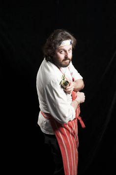 The Chef: Cristiano Tomei - L'imbuto. Lucca