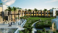 Ritz Garden Morocco 2014