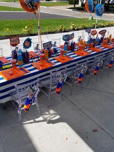 Nerf table ideas artigirls 9052659905 nerf birthday - New Sites Nerf Birthday Party, Nerf Party, 8th Birthday, Birthday Party Decorations, 4 Year Old Boy Birthday, Birthday Table, Party Themes For Boys, 5th Birthday Ideas For Boys, Pistola Nerf