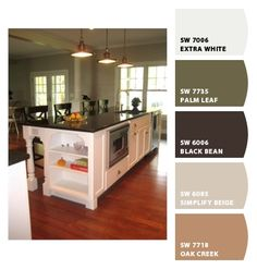 Office or Living Room options Paint colors from Chip It! by Sherwin-Williams