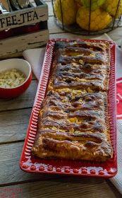 7gramas de ternura: Tarte Coberta de Maçã, Mirtilos e Amêndoa Sim, Banana Bread, French Toast, Algarve, Cooking, Breakfast, Portugal, Desserts, Food