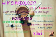 Contact me about trying SHAKEOLOGY at coachpatti.info@gmail.com