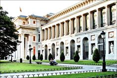 4. Prado Museum As befitting one of the best museums in Europe, the Prado building qualifies as being one of the best sights of #Madrid. You'll find it on …
