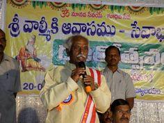 Participated as a Chief Guest at Silver Jubilee Celebrations (25 years) of Valmiki Avasam - Non-profit organisation running by Seva Bharathi at Jagityal, Telangana. BJP Telangana