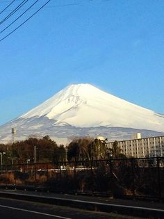 Mt.Fuji 富士山 2/6/2015 (Shizuoka Japan 静岡県裾野市)