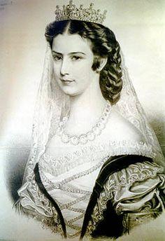 Sissi Queen of Hungary Die Habsburger, Empress Sissi, Franz Josef I, Kaiser Franz, Royal King, Royal Clothing, Royal Dresses, Royal Brides, Royals