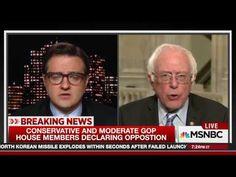 Bernie Sanders Drops TRUTH BOMBS On The AHCA! - YouTube
