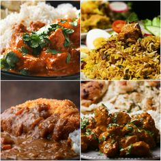 6 Curry Dishes