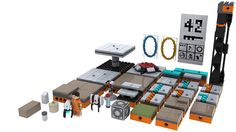 Modular Testing Chamber Modules by Brickthing, via Flickr