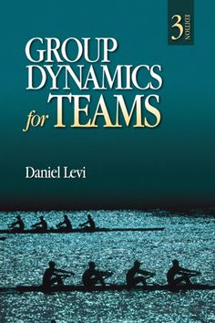 Group Dynamics for Teams - Google Books