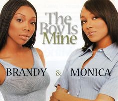 Brandy and Monica  90s music