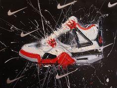 JIV WRB Air Max 90, Nike Air Max, Bo Jackson Shoes, Dave White, Sneaker Posters, Sneaker Art, Nike Outlet, Nike Free Shoes, Nike Shoes