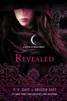 Revealed by P.C. Cast | House of Night, BK#11 | Publisher: St. Martin's Griffin | Publication Date: October 15, 2013 | www.houseofnightseries.com | #YA #Paranormal #vampires