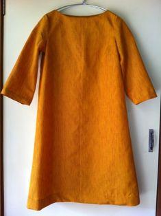 Gypsymamさんから入荷した、着物古布で縫ったワンピース4点です。