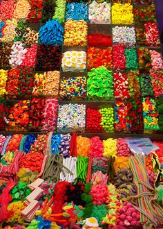 candy......