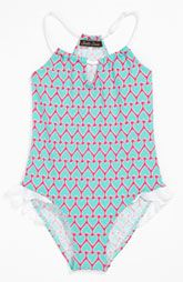 Stella Cove One Piece Swimsuit (Little Girls)